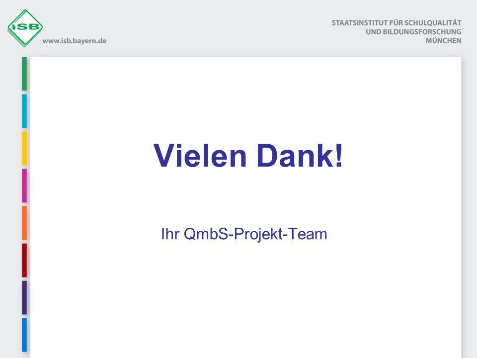 Ihr QmbS-Projekt-Team