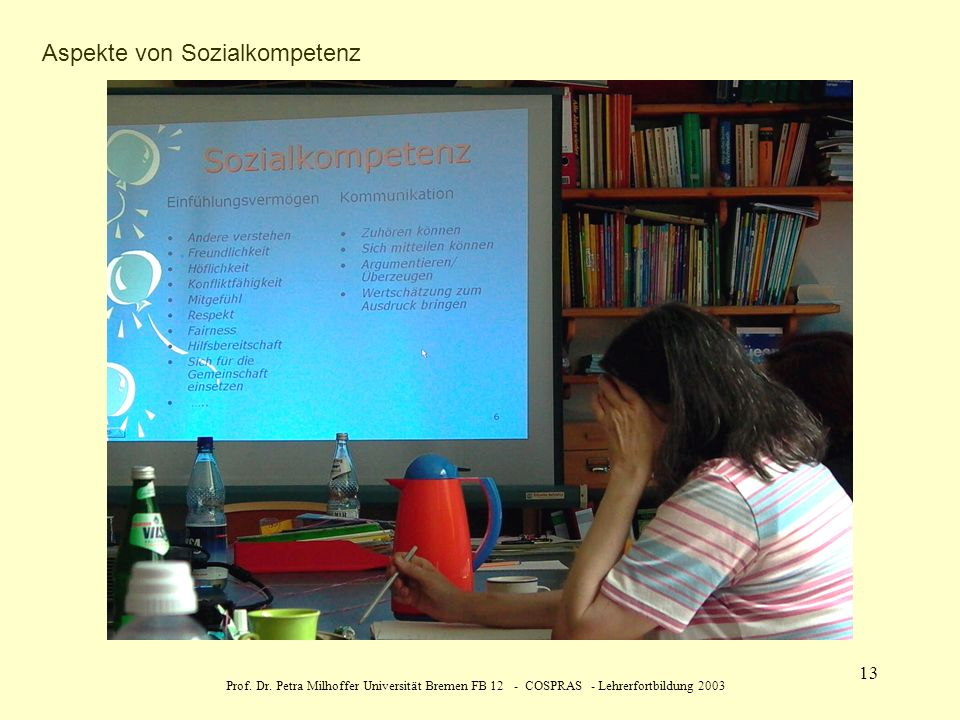 Aspekte von Sozialkompetenz