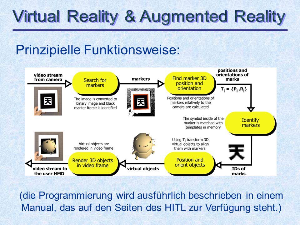 Virtual Reality & Augmented Reality