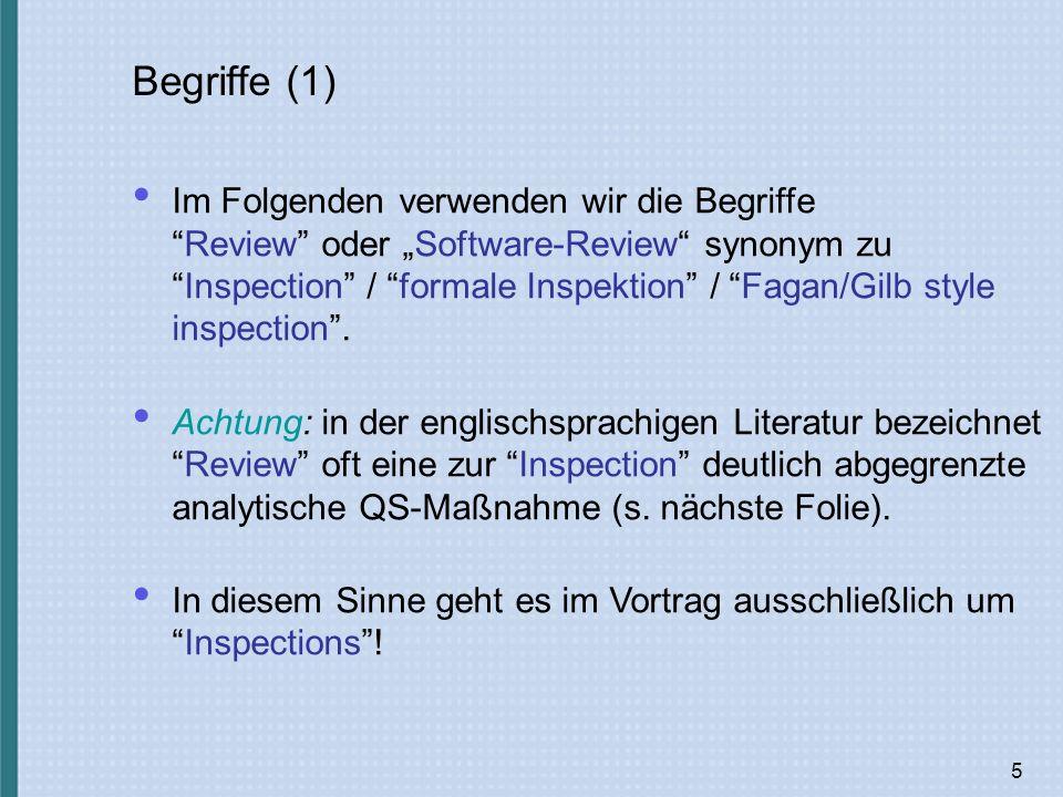 Begriffe (1)