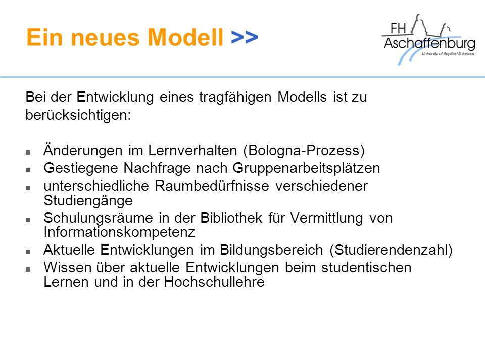 Ein neues Modell >>