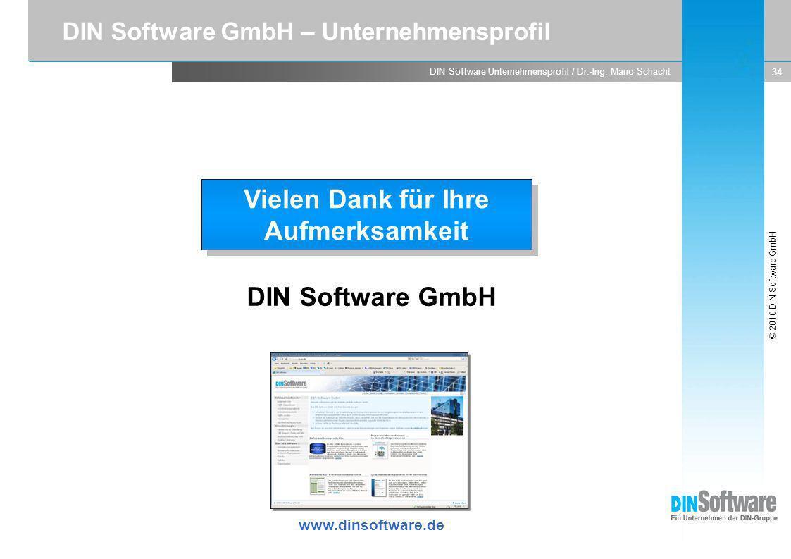 DIN Software GmbH – Unternehmensprofil