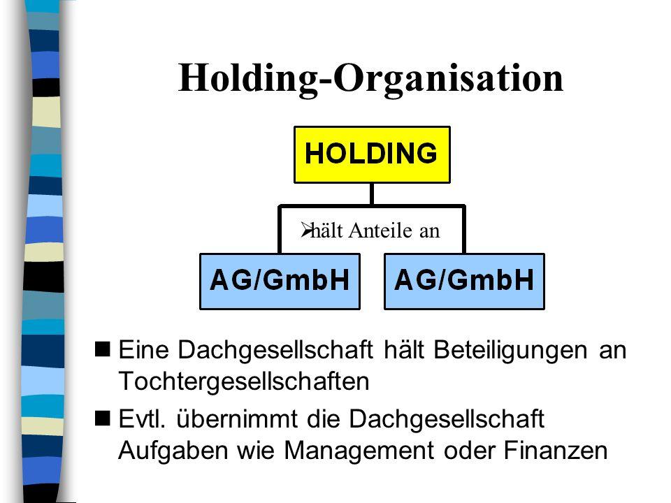 Holding-Organisation