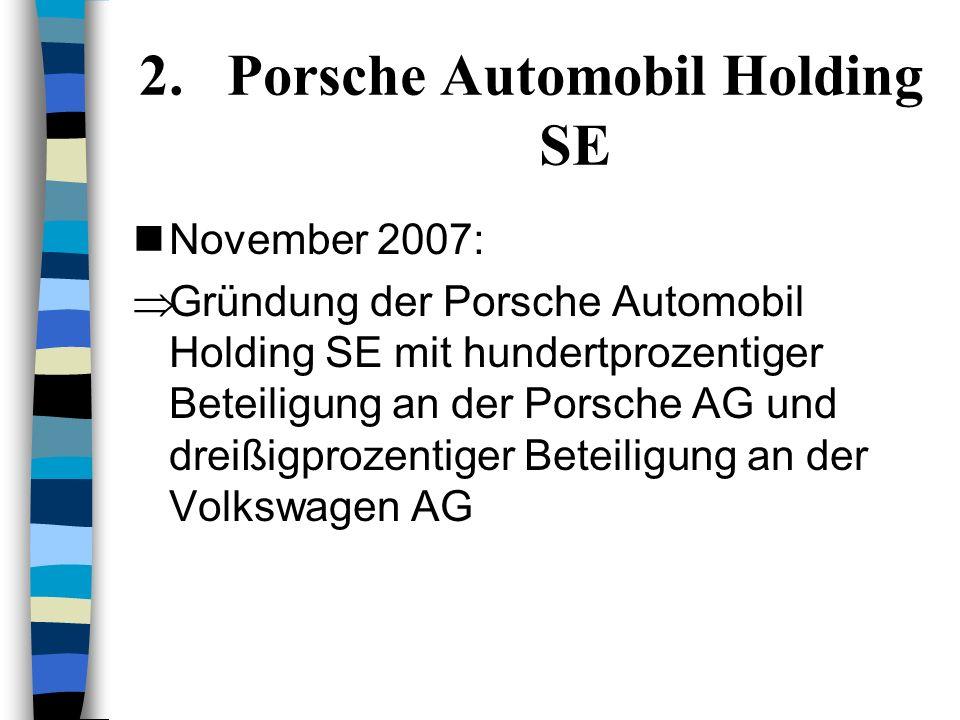 Porsche Automobil Holding SE