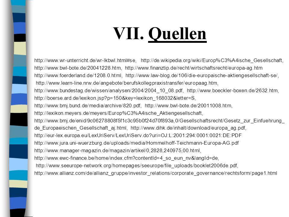 Quellen http://www.wr-unterricht.de/wr-lkbwl.html#se, http://de.wikipedia.org/wiki/Europ%C3%A4ische_Gesellschaft,