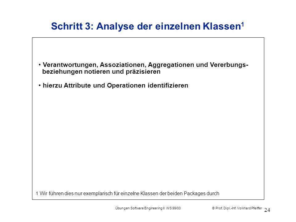Schritt 3: Analyse der einzelnen Klassen1