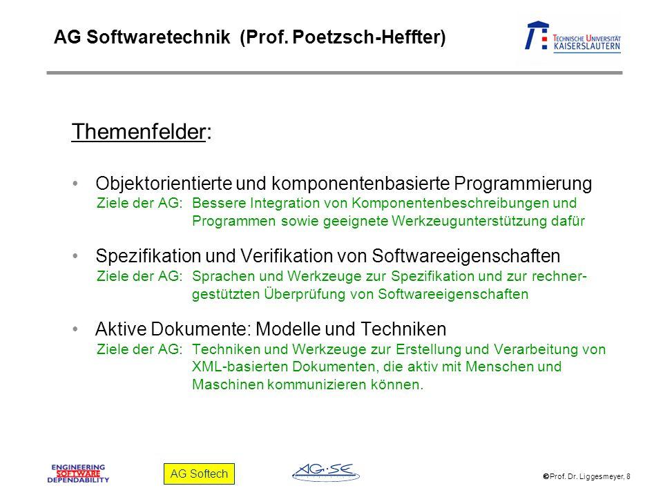 AG Softwaretechnik (Prof. Poetzsch-Heffter)