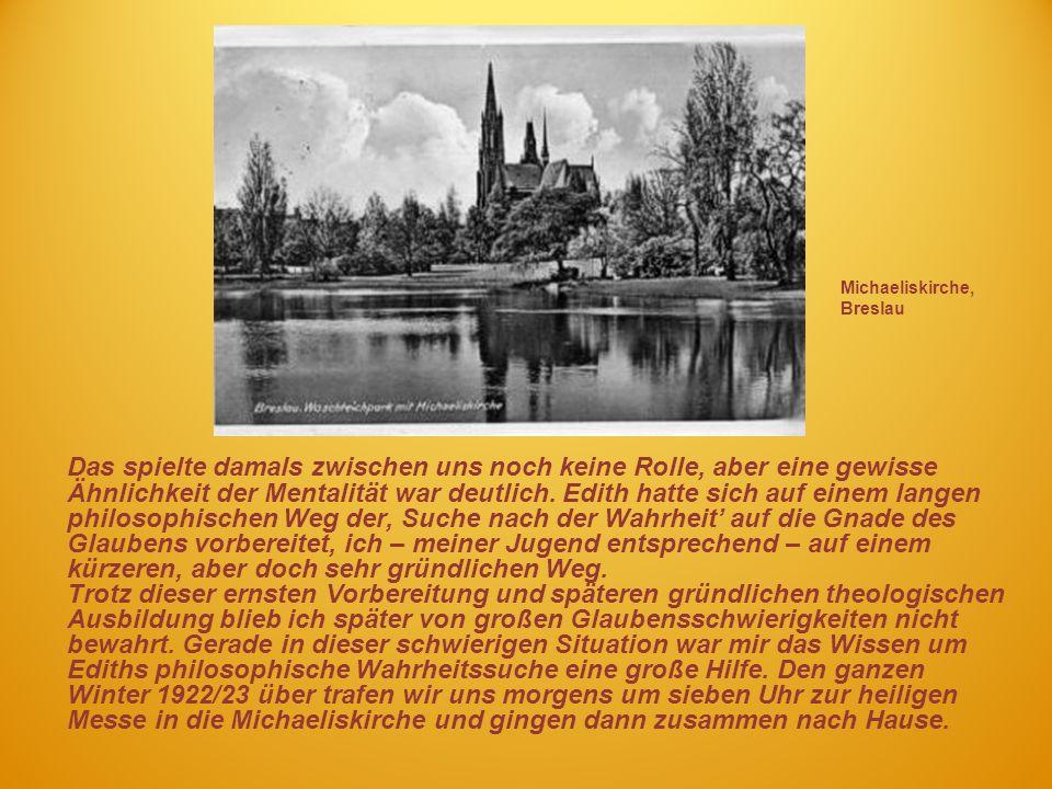 Michaeliskirche, Breslau