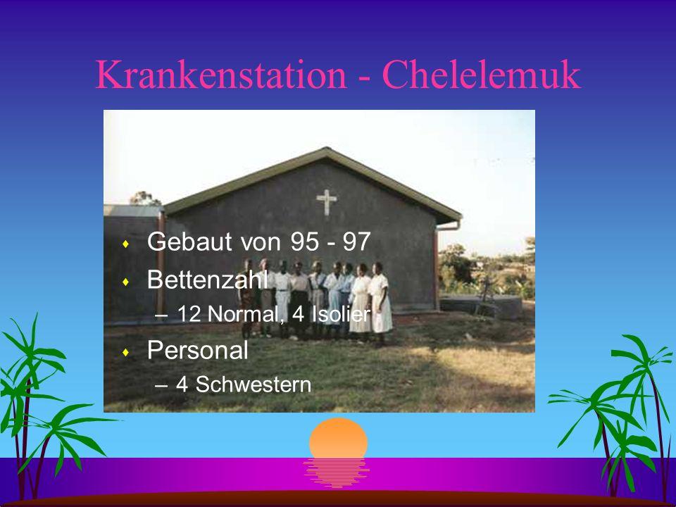 Krankenstation - Chelelemuk