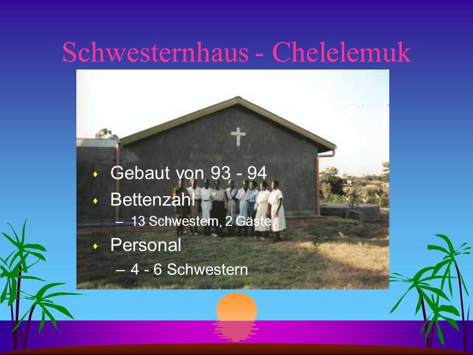 Schwesternhaus - Chelelemuk