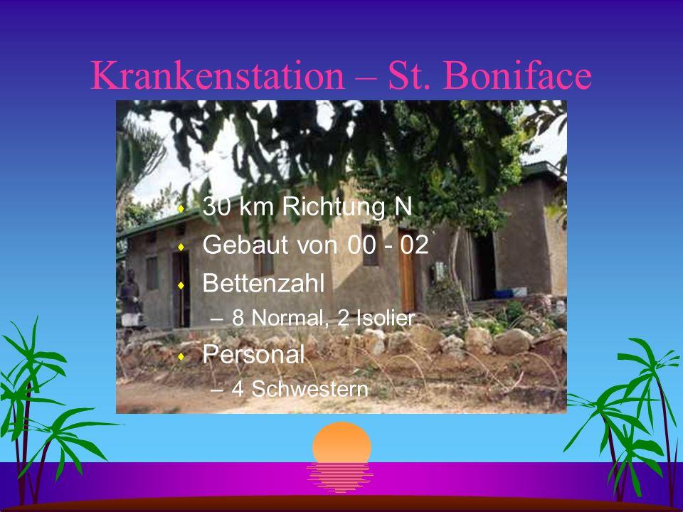 Krankenstation – St. Boniface