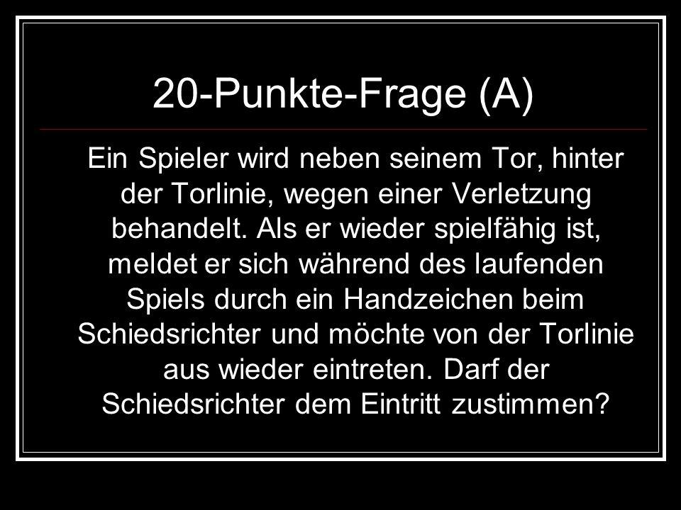 20-Punkte-Frage (A)