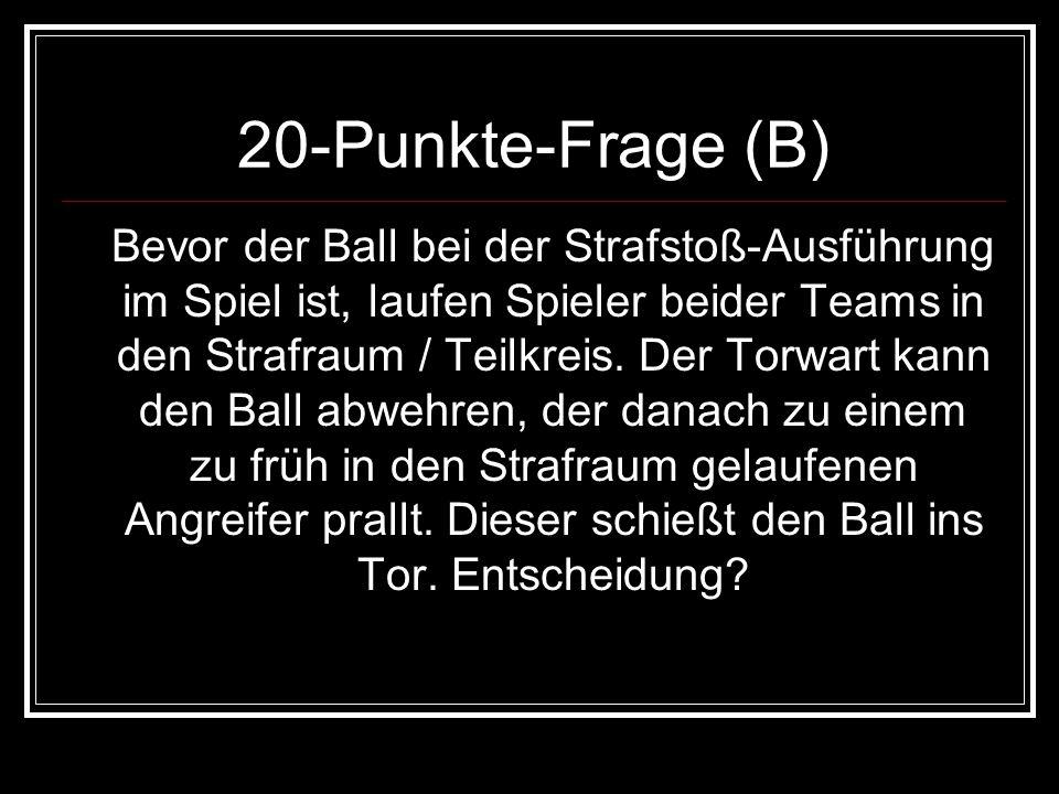 20-Punkte-Frage (B)