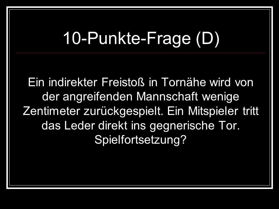 10-Punkte-Frage (D)