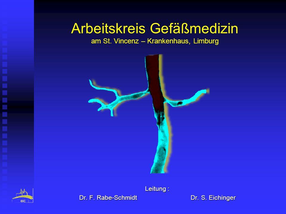 Arbeitskreis Gefäßmedizin am St. Vincenz – Krankenhaus, Limburg