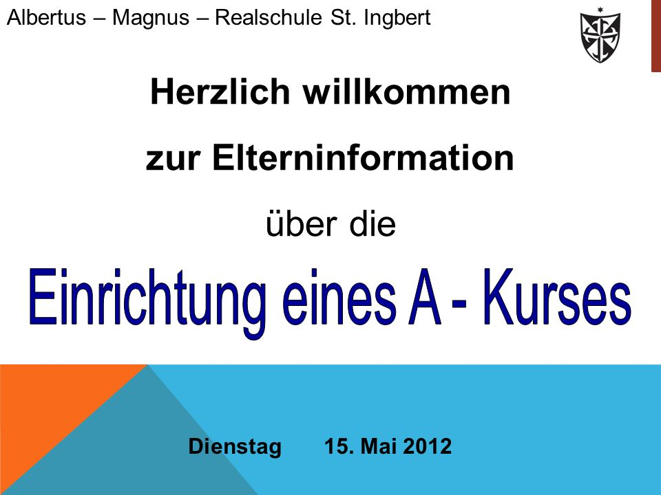 zur Elterninformation