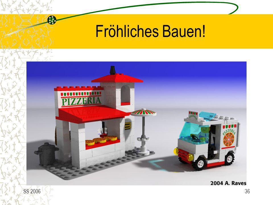 Fröhliches Bauen! SS 2006