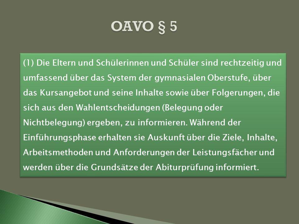 OAVO § 5