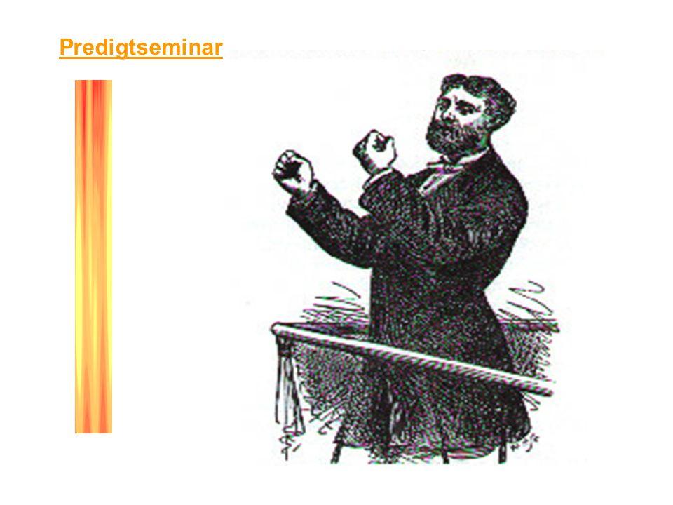 Predigtseminar