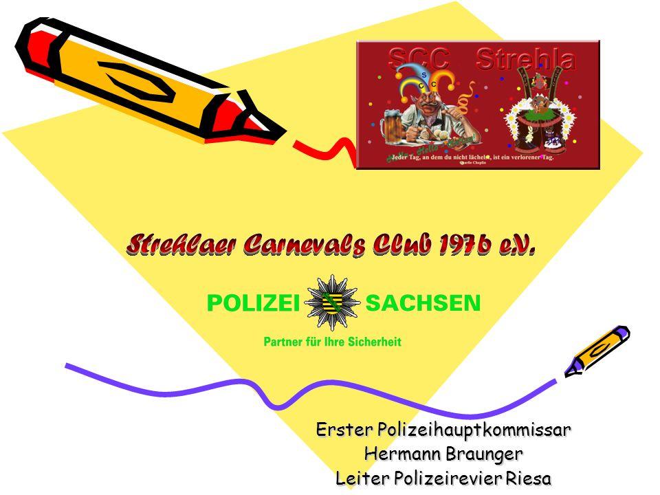Erster Polizeihauptkommissar Hermann Braunger
