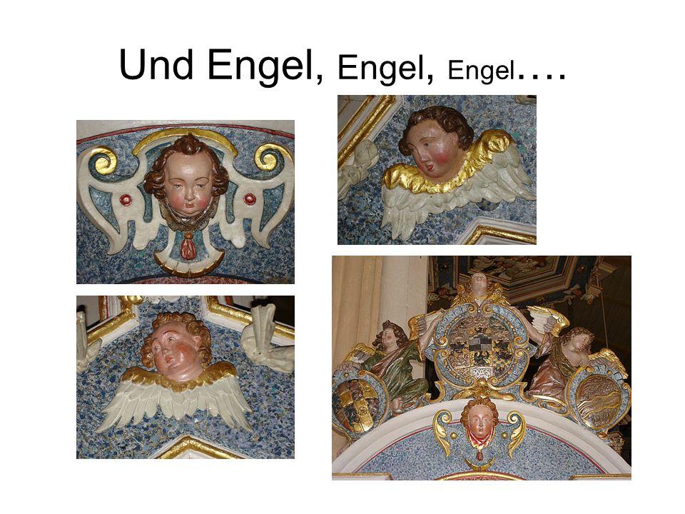 Und Engel, Engel, Engel….