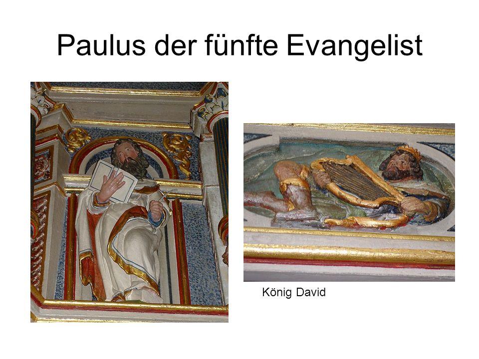 Paulus der fünfte Evangelist