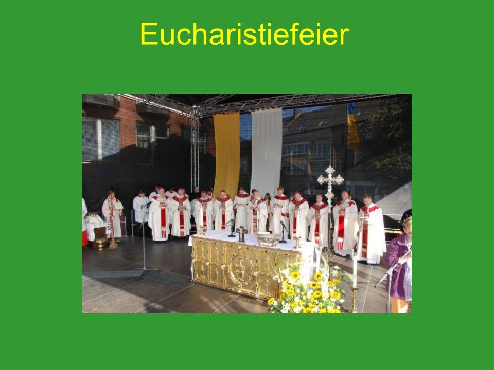 Eucharistiefeier 36