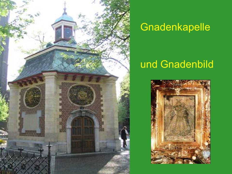 Gnadenkapelle und Gnadenbild 6
