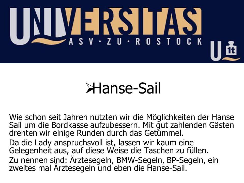 Hanse-Sail