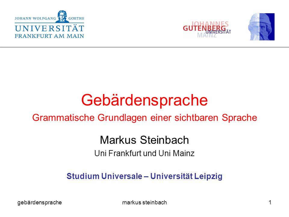 Studium Universale – Universität Leipzig