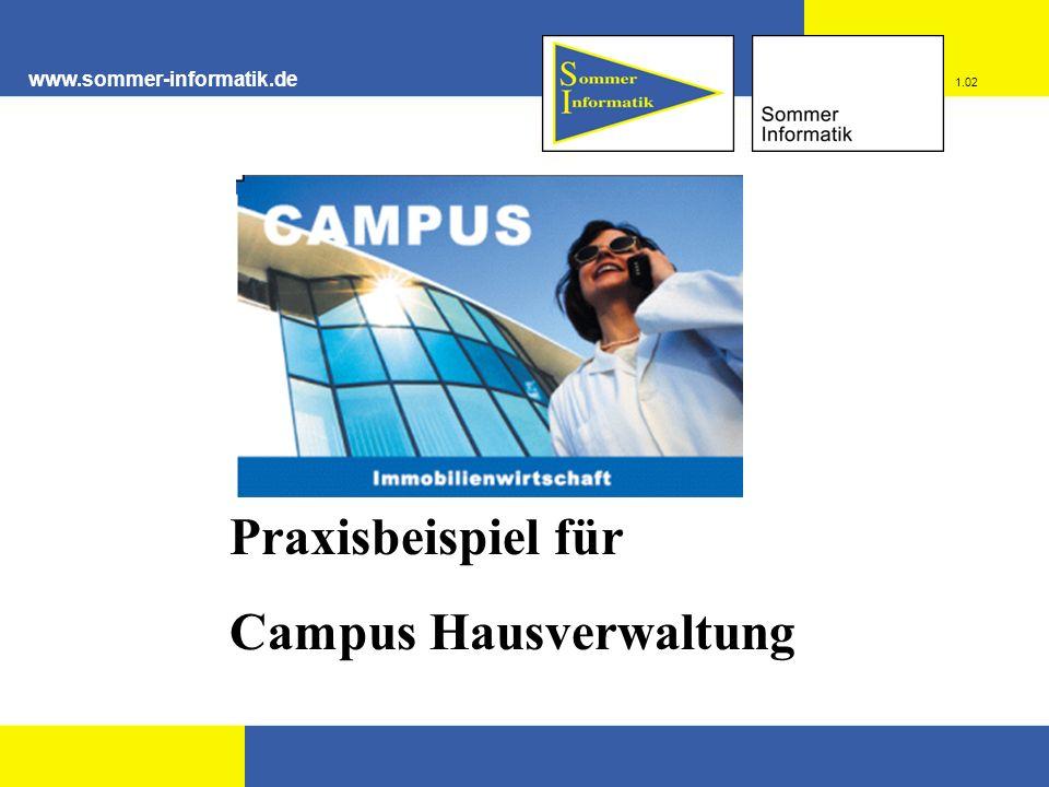 Campus Hausverwaltung