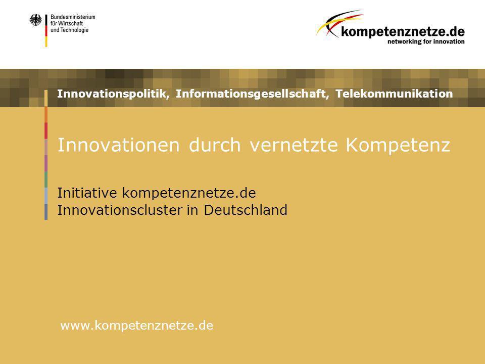 Innovationen durch vernetzte Kompetenz