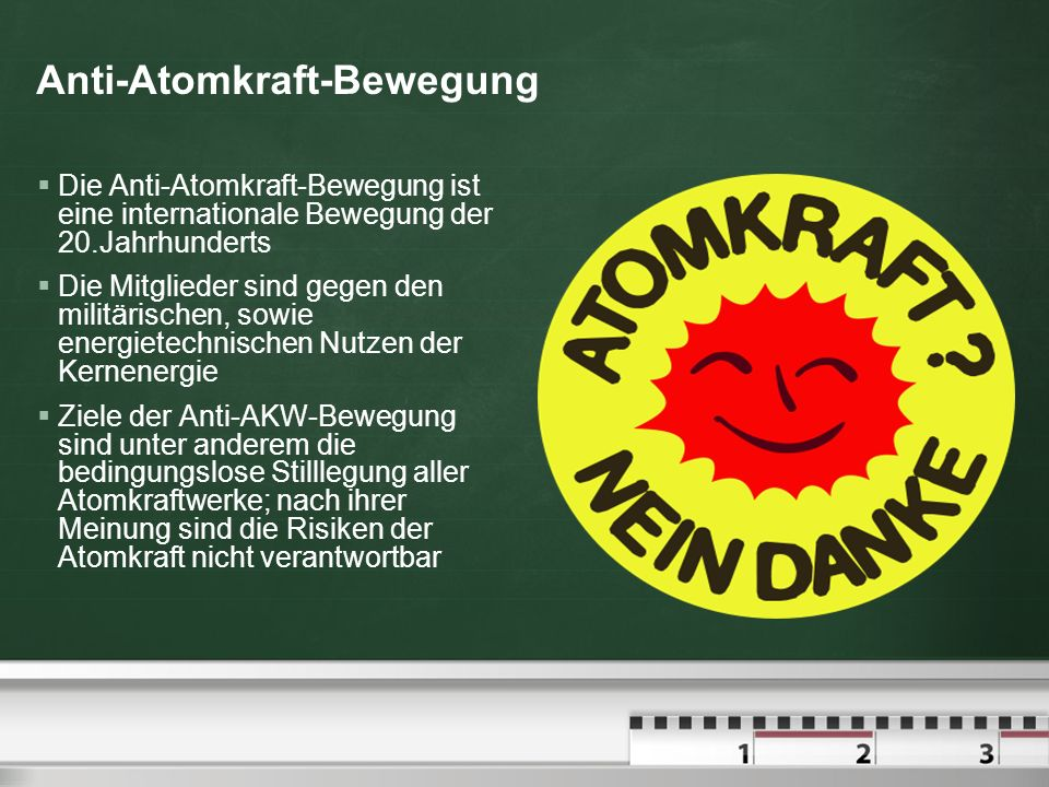 Anti-Atomkraft-Bewegung