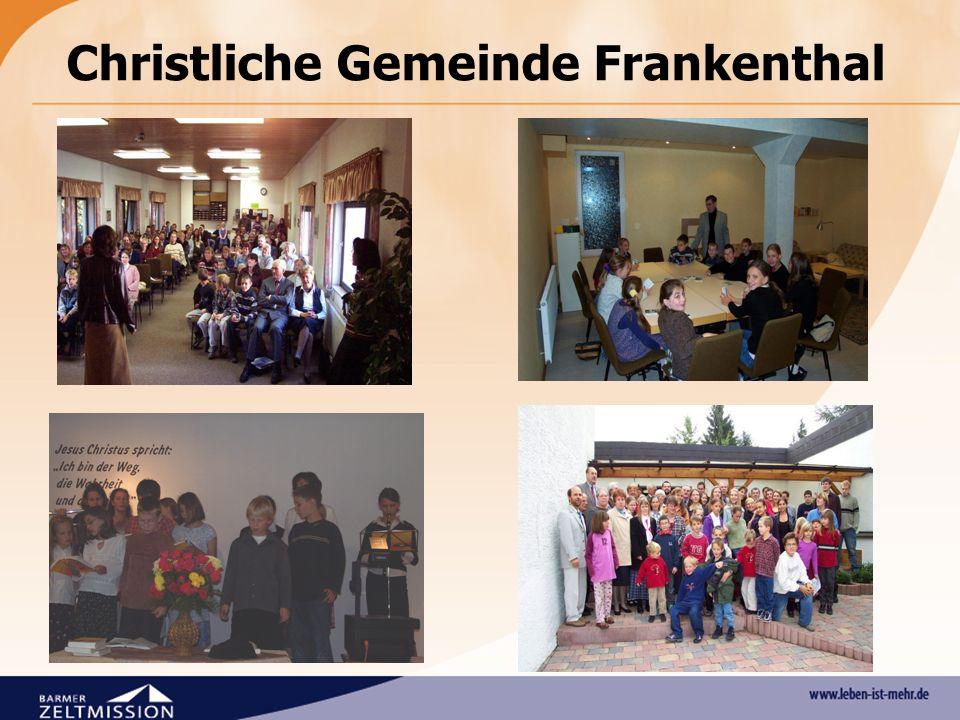 Christliche Gemeinde Frankenthal
