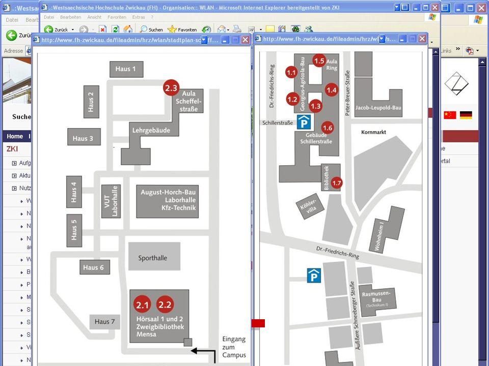 WLAN an der Hochschule: ZKI ► Nutzerinformationen