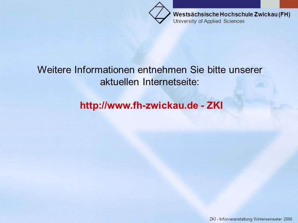 http://www.fh-zwickau.de - ZKI