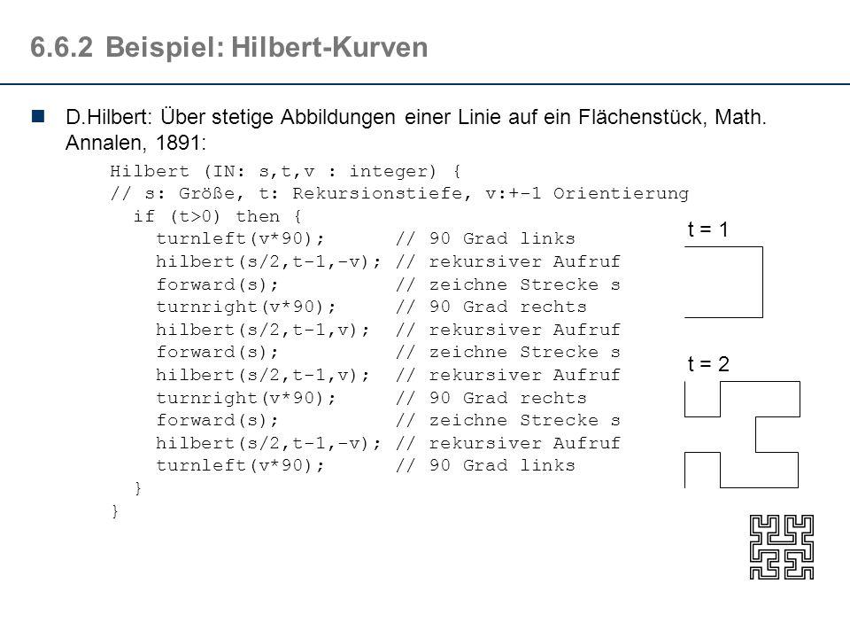6.6.2 Beispiel: Hilbert-Kurven