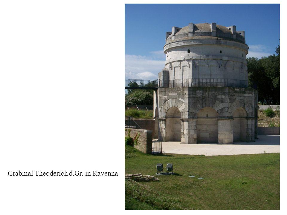Grabmal Theoderich d.Gr. in Ravenna