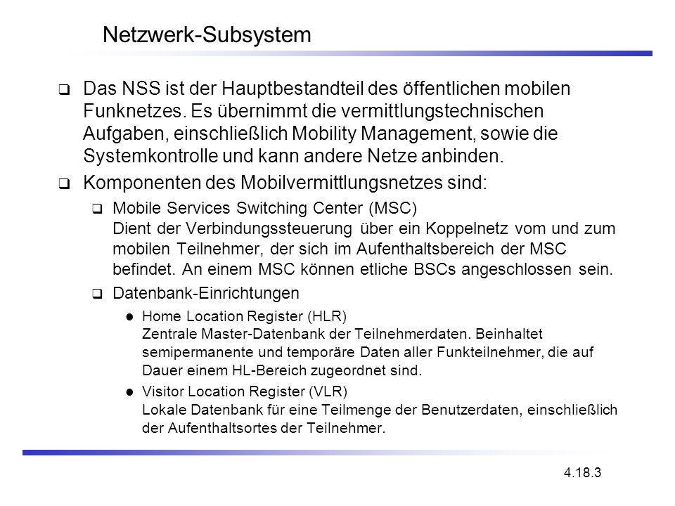 Netzwerk-Subsystem