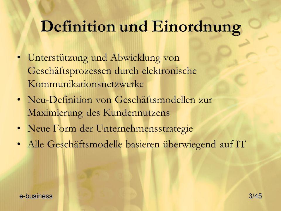 Definition und Einordnung