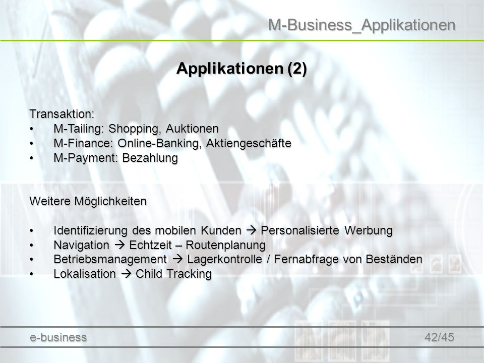 M-Business_Applikationen