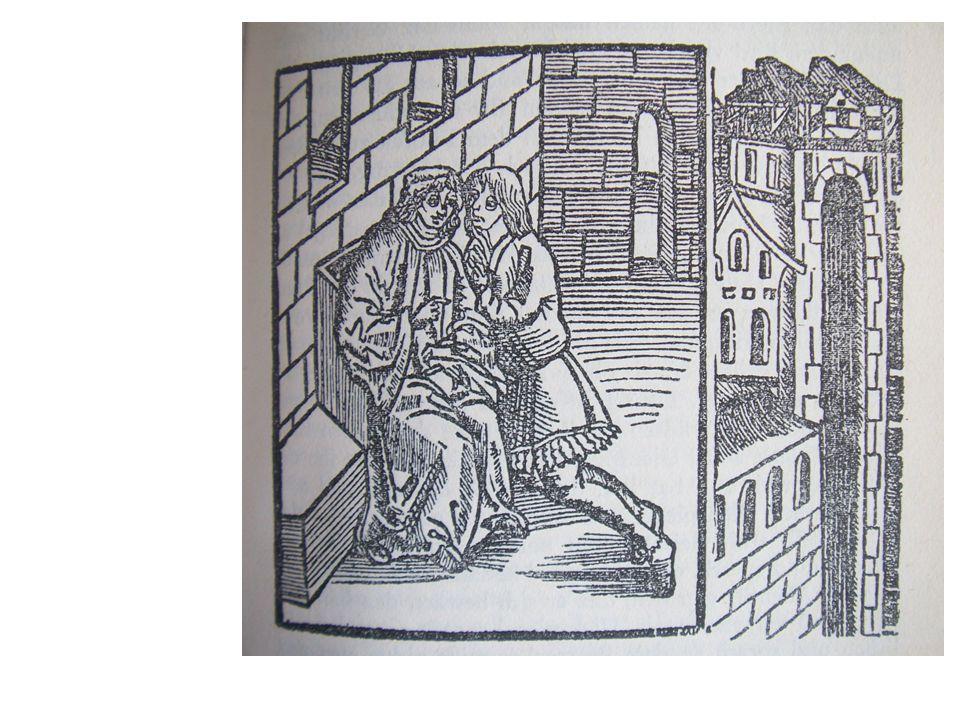 Eulenspiegel, Straßburg 1515, 38. Histori. Montage aus zwei