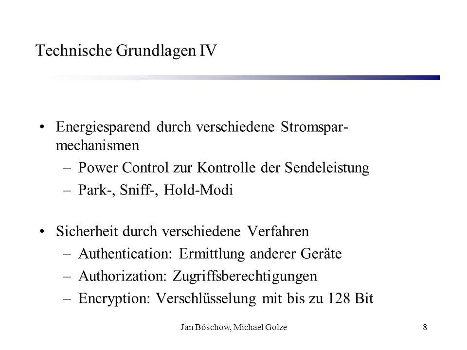 Technische Grundlagen IV