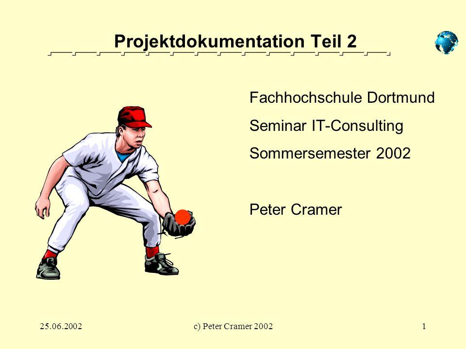 Projektdokumentation Teil 2