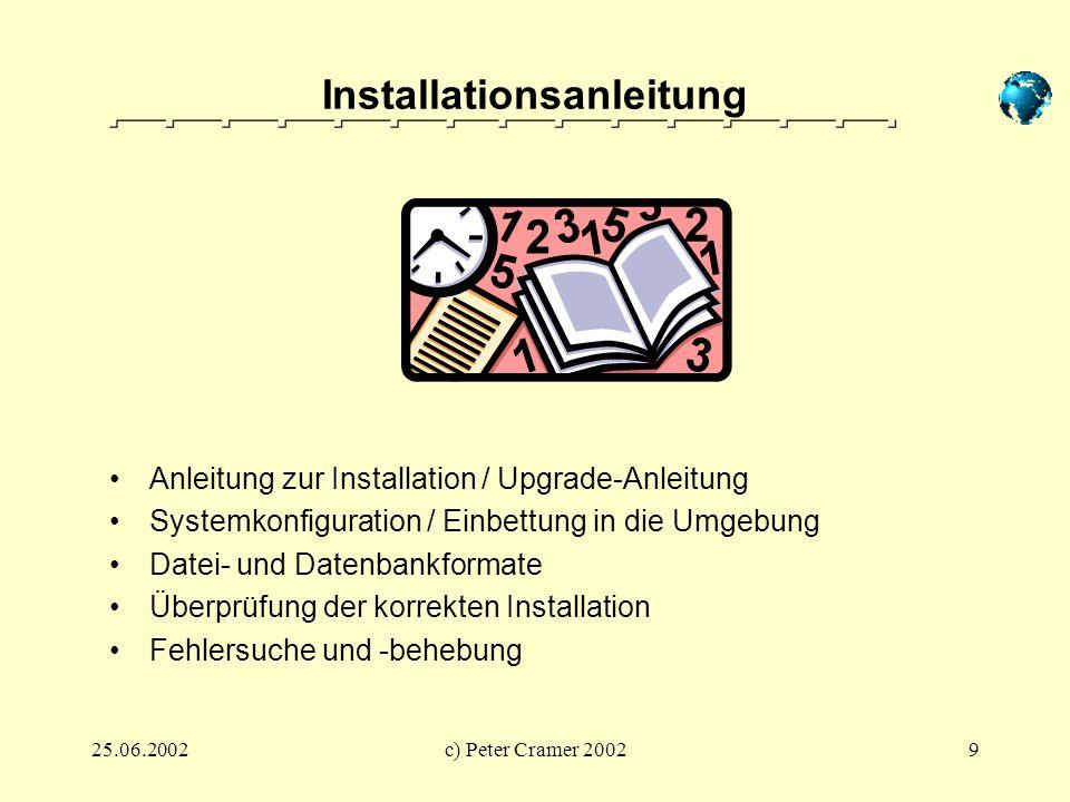 Installationsanleitung