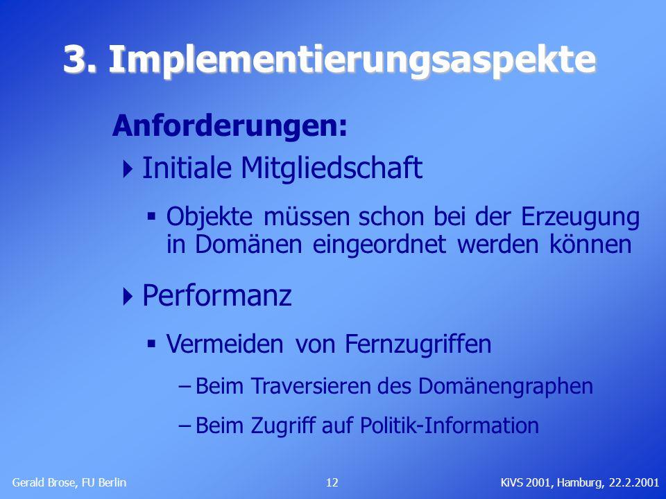 3. Implementierungsaspekte