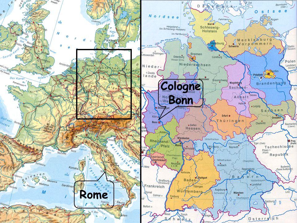 Cologne Bonn Rome AMIA 1999