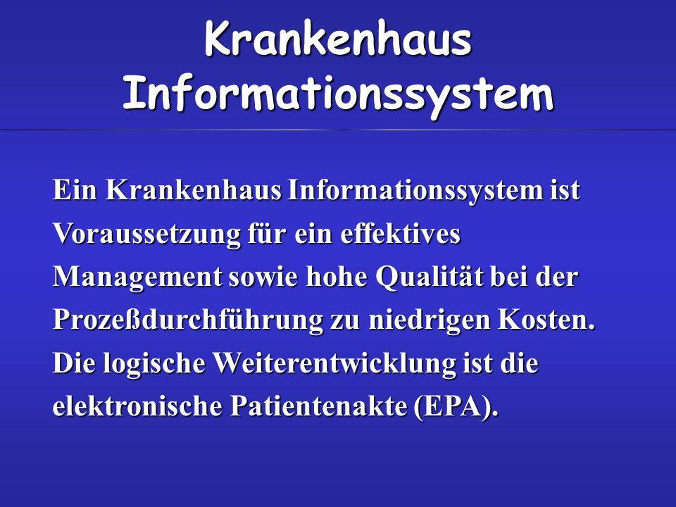 Krankenhaus Informationssystem