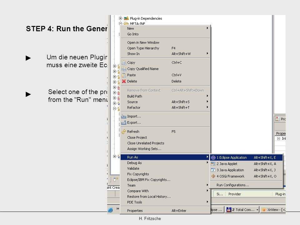 STEP 4: Run the Generated Editor