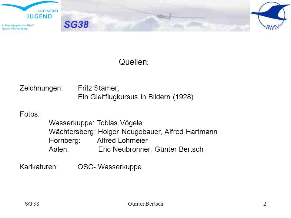 SG 38 der BWLV- Luftsportjugend D - 7038